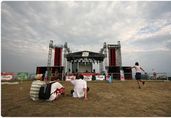 Review of HMSU Open Air Summer Festival 2011 / live reports
