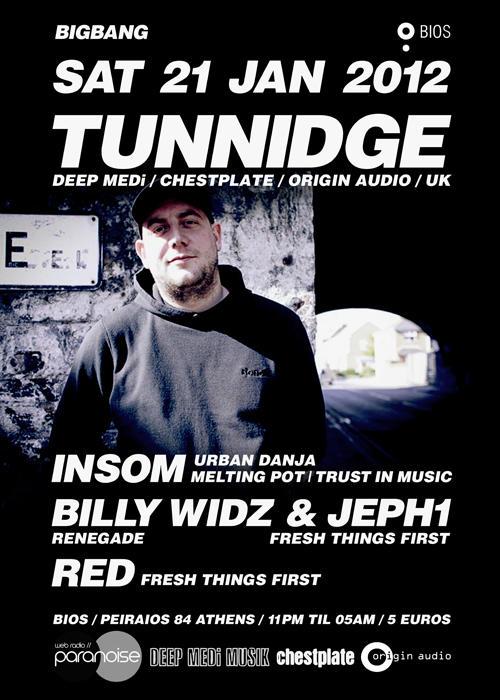 Tunnidge