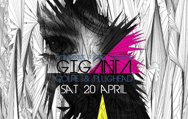 Paranoise presents Giganta in Thessaloniki / we support
