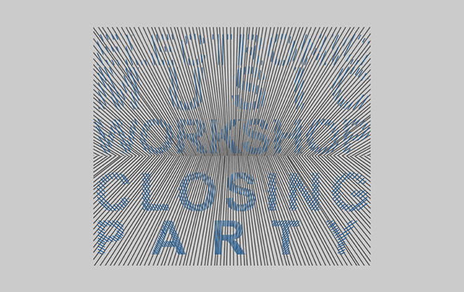 Electronic Music Workshop Closing Party / we support