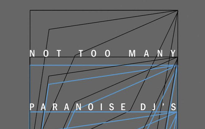 Paranoise DJ's take over Residents! / we support