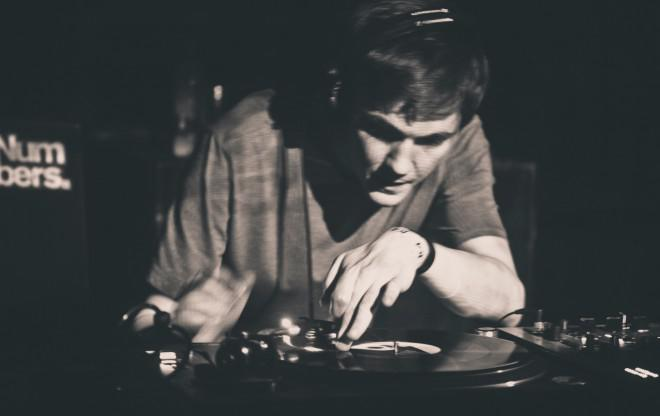 Ben UFO on friday 1/11 in Athens! / we support