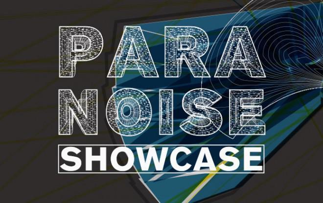 Paranoise Athens Showcase 28/12 at Senza / we support