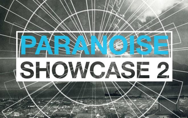 Paranoise Athens Showcase vol.2 at Senza / we support