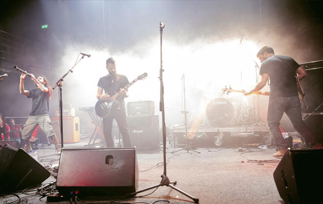 Report from Villagers of Ioannina City live @Fix Factory / live reports