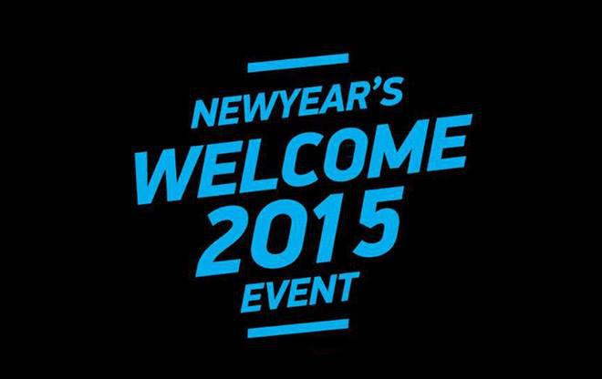Welcome 2015 Party with Paranoise DJ's / we support