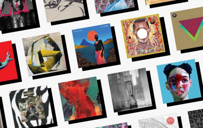 Best Albums of 2014 / various
