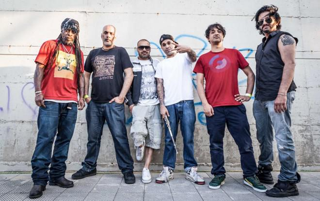 Asian Dub Foundation live in Thessaloniki / we support