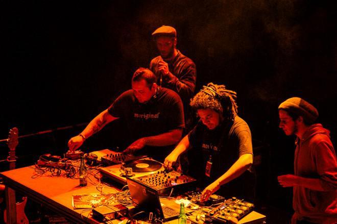 Νικήτας Κλιντ, dj LoRrd και Digital Monk