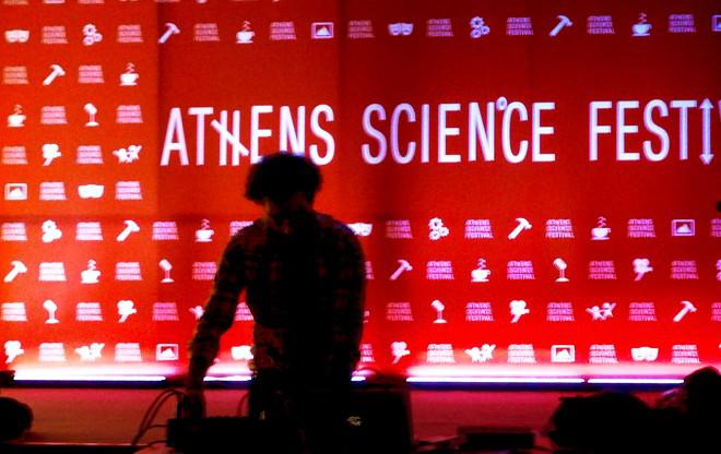 Review from Athens Science Festival / live reports