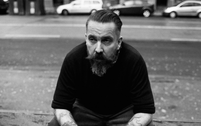 Andrew Weatherall in Thessaloniki / we support