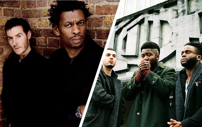 Massive Attack ft. Young Fathers – Voodoo In My Blood / tracks