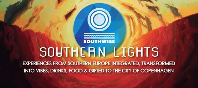 Southwise x Distortion 2016 present Southern Lights / we support