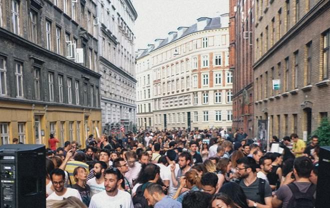 Copenhagen Distortion 2016 / live reports