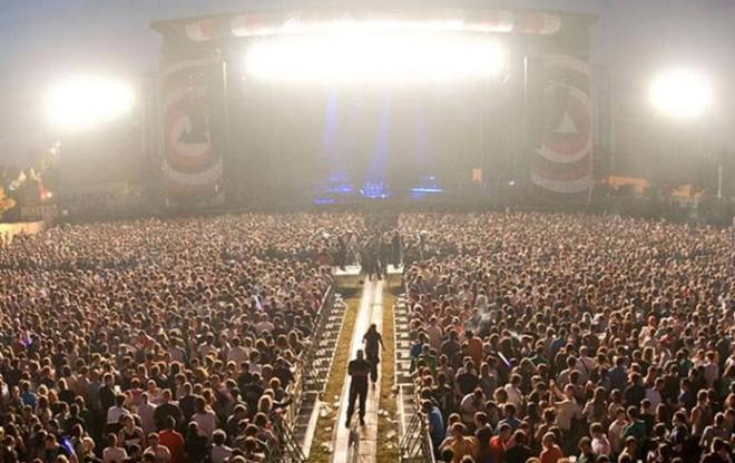 Bilbao BBK Live 2016 / we support