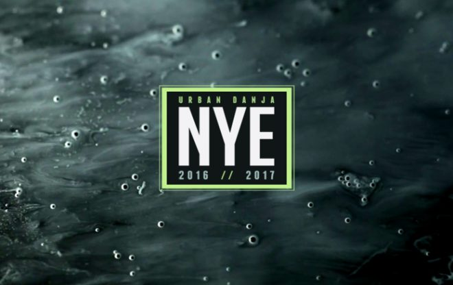 Urban Danja NYE in Athens / we support