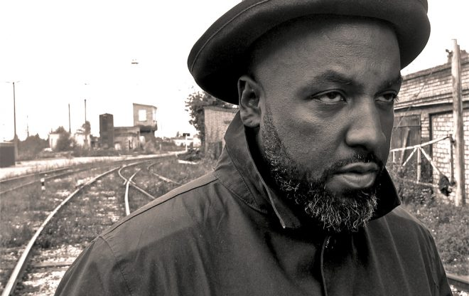 Roger Robinson – Dog Heart City / releases