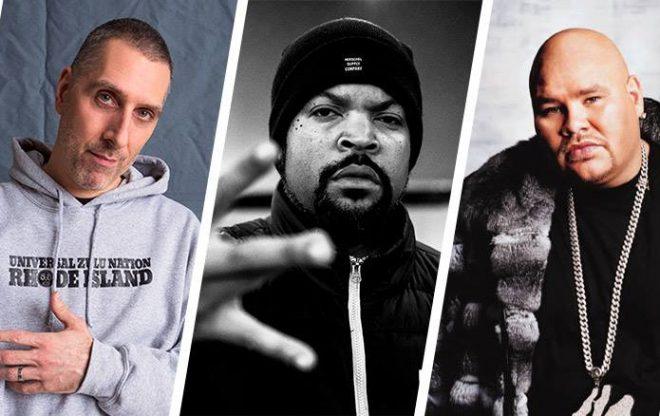 7 Hip Hop Podcasts που αξίζει να ακούσεις / various
