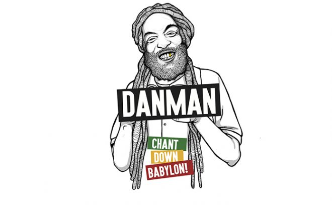 Danman – Chant Down Babylon / releases