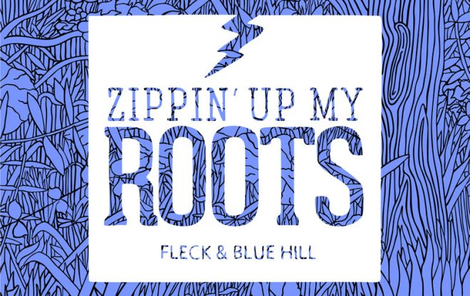 FLeCK & Blue Hill – Zippin Up My Roots vol.2 / releases