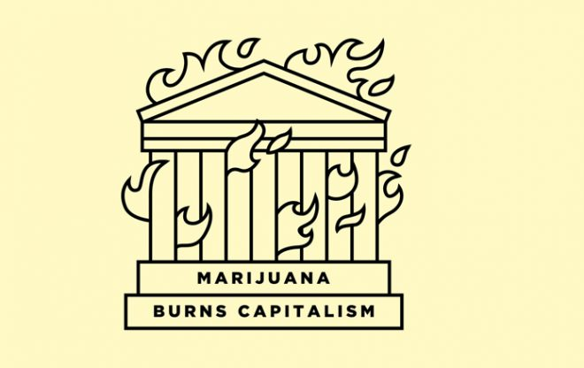 Blind Prophet – Marijuana Burns Capitalism / releases