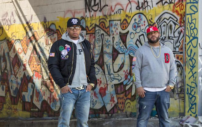Apollo Brown & Skyzoo in Athens / we support