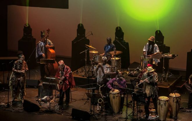 Review from Sun Ra Arkestra live in Athens / live reports