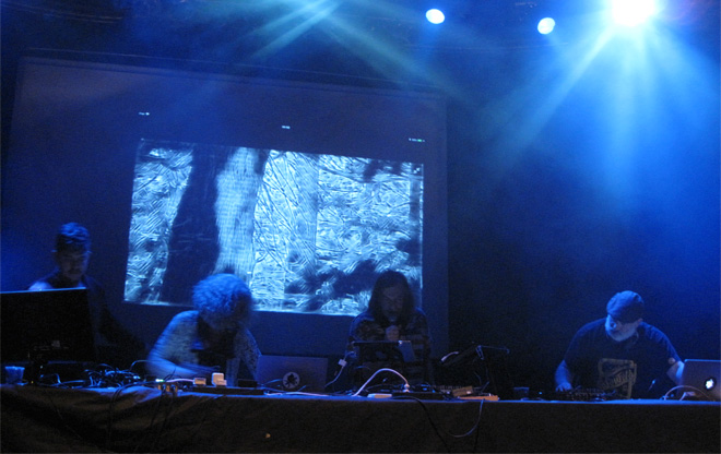 Review from Coldcut live in Greece / live reports
