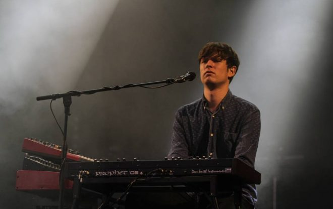 James Blake – If The Car Beside You Moves Ahead / tracks