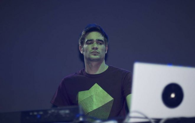 Jon Hopkins – Emerald Rush / tracks