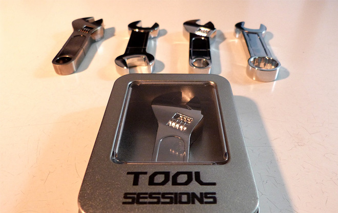 VA – Tool Sessions / releases
