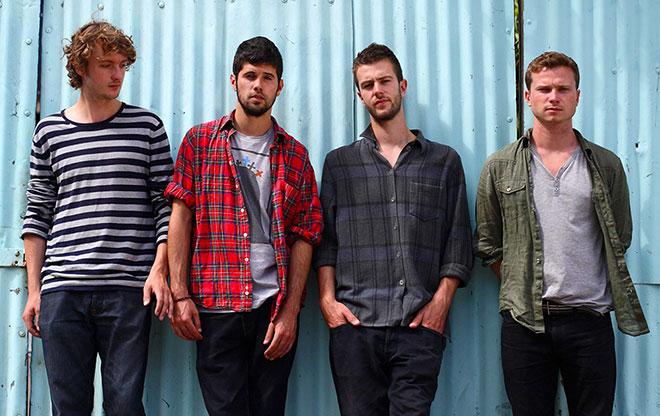 Portico Quartet live at WE / we support