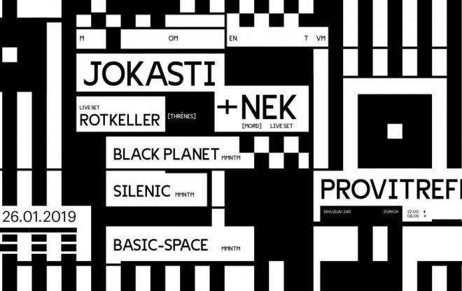Momentvm.04 with Jokasti & Nek, Rotkeller / various