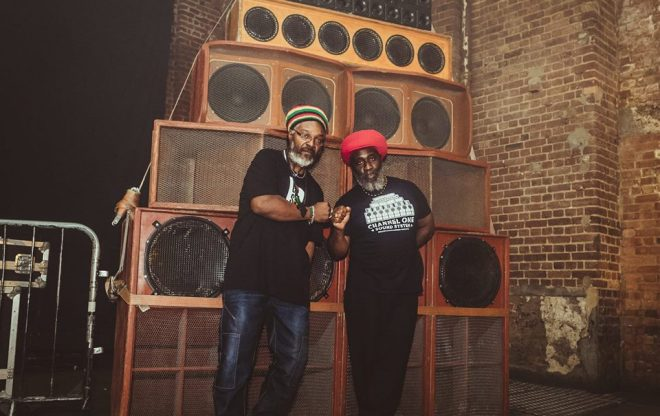 Sound System Culture featuring Channel One / we support