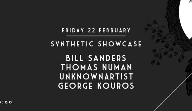 Synthetic Showcase #03 at The Host / events