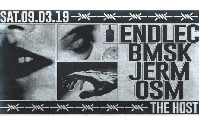 Endlec, BMSK, Jerm & Opioid Slot Machine / events