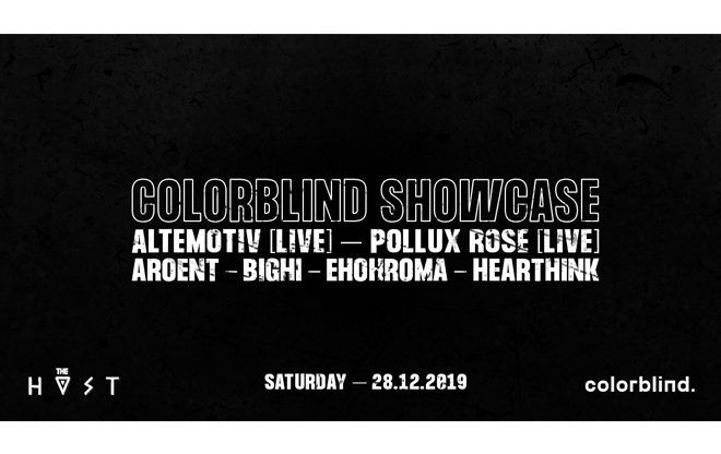 Colorblind Showcase / we support