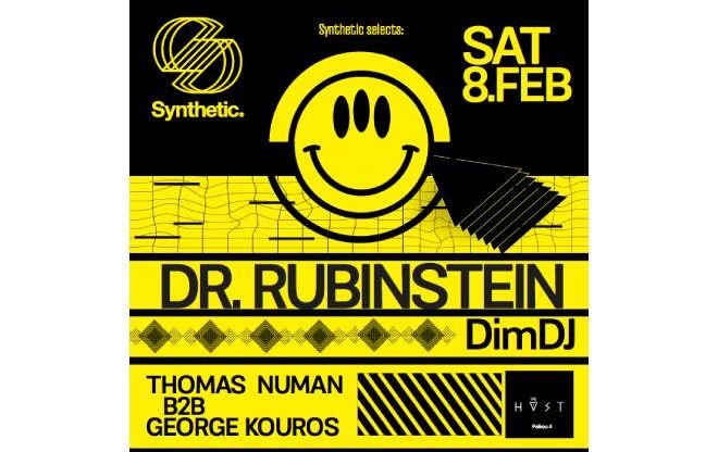 Synthetic Selects w/ Dr. Rubinstein, DimDJ / various