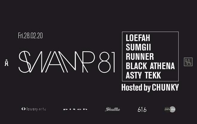 Swamp 81 Showcase at Romantso / we support