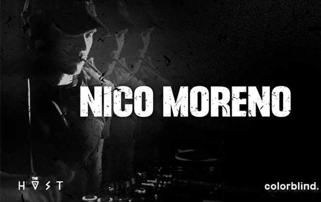 Colorblind with Nico Moreno / we support